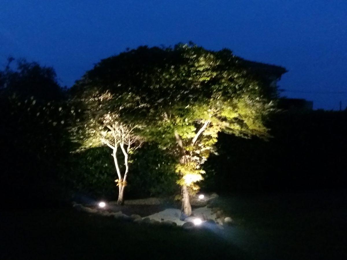 I prezzi dei faretti led da esterno parco del contemporaneo for Illuminazione led casa esterno