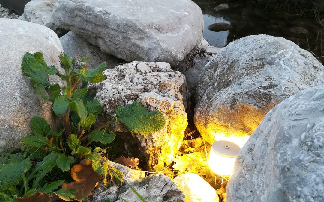 4 Irresistibili Idee con i Faretti da Giardino a LED
