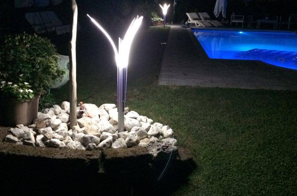 Idee Dove Collocare i Lampioncini da Giardino