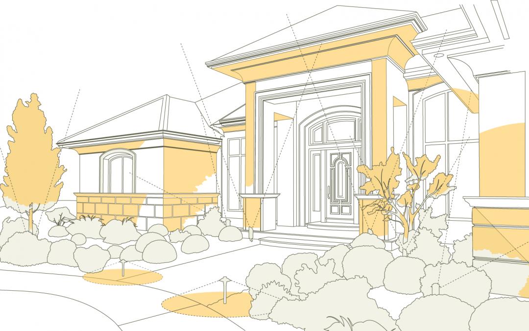 Come Realizzare un Progetto di Illuminazione Giardino
